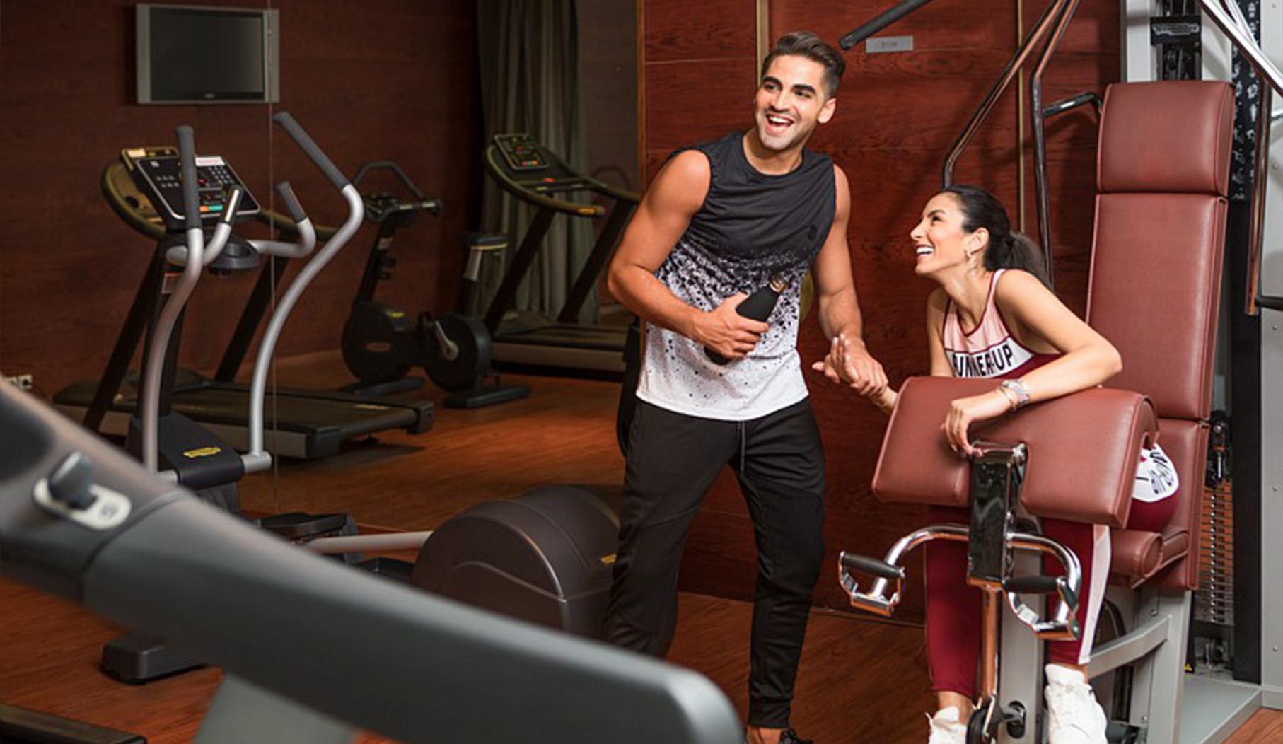 Wojo Spot - Salle de fitness