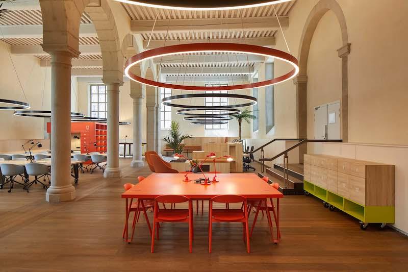 Corner - Coworking Calme - Lyon Grand Hôtel-Dieu
