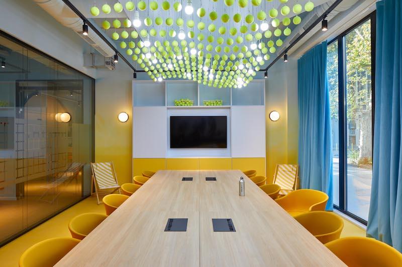 Salle de réunion - Poblenou Barcelone