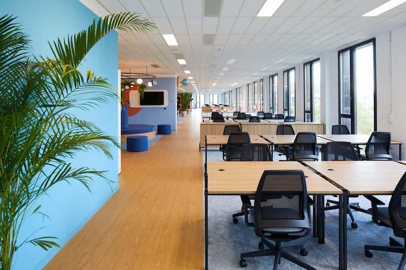 Plateau bureaux privatifs - Poblenou Barcelone