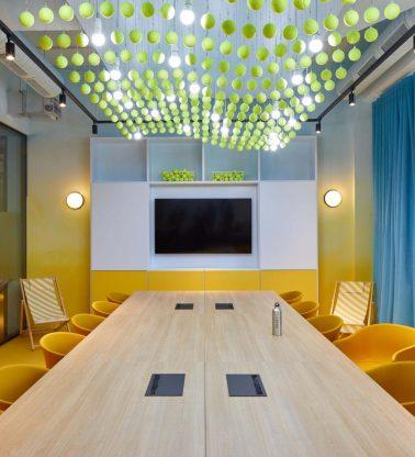 Salle de réunion - Wojo Barcelone